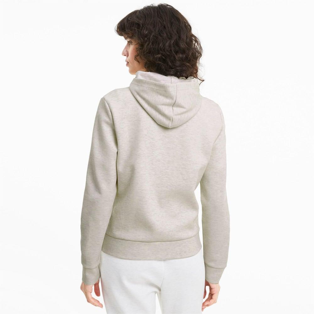 Görüntü Puma NU-TILITY Fermuarlı Kadın Kapüşonlu Sweatshirt #2