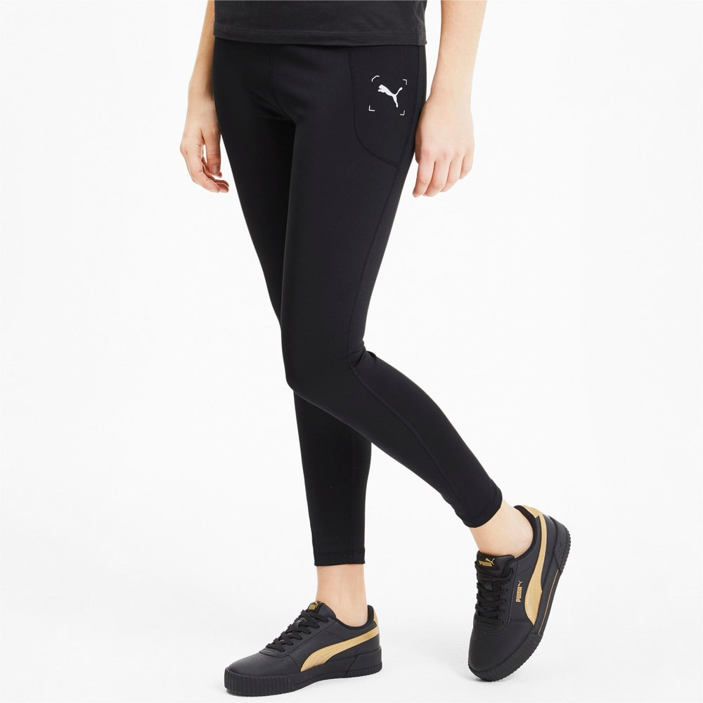 Изображение Puma Леггинсы NU-TILITY High 7/8 Leggings #1