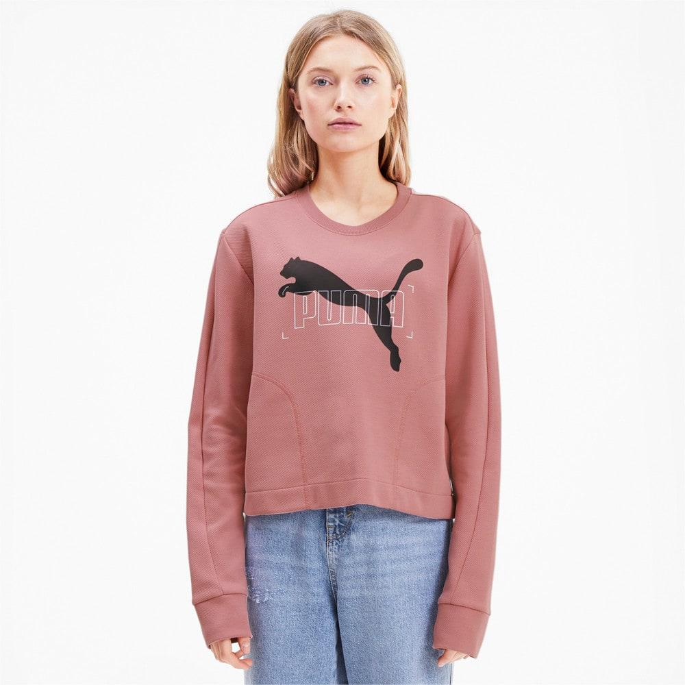 Image Puma NU-TILITY Women's Sweater #1
