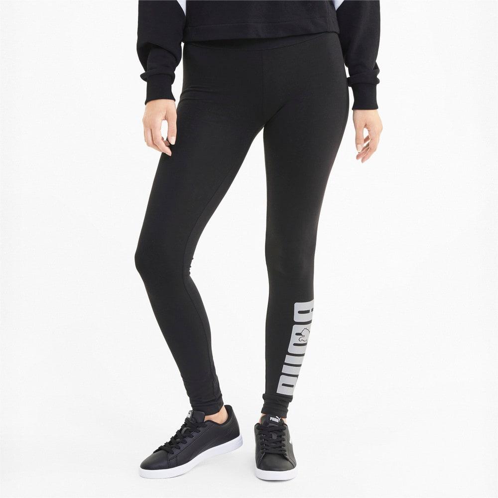 Image Puma Rebel Graphic Women's Leggings #1