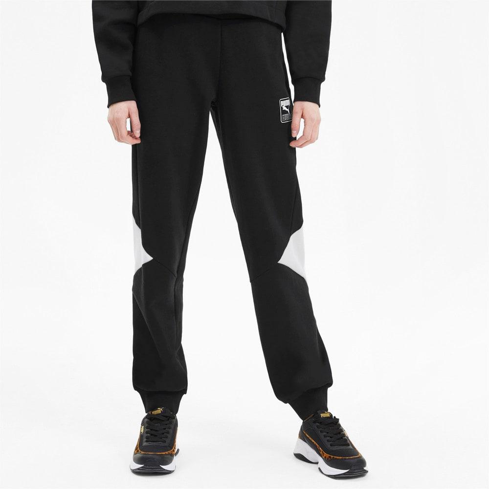 Изображение Puma Штаны Rebel Knitted Women's Sweatpants #1