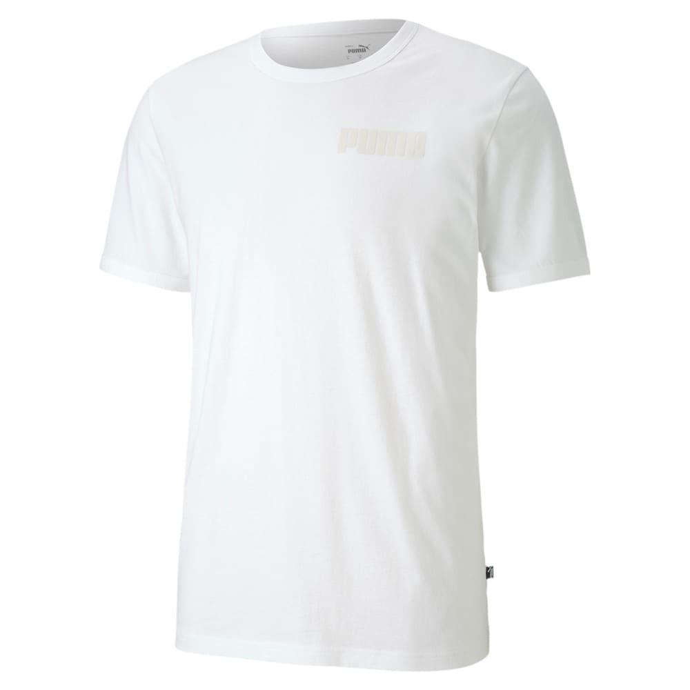 Görüntü Puma Modern BASICS Erkek T-shirt #1