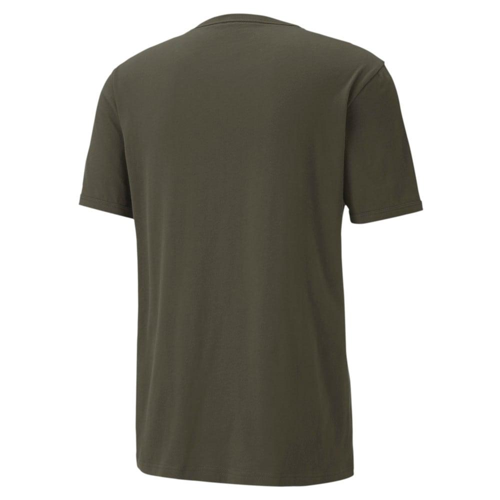 Görüntü Puma Modern BASICS Erkek T-shirt #2