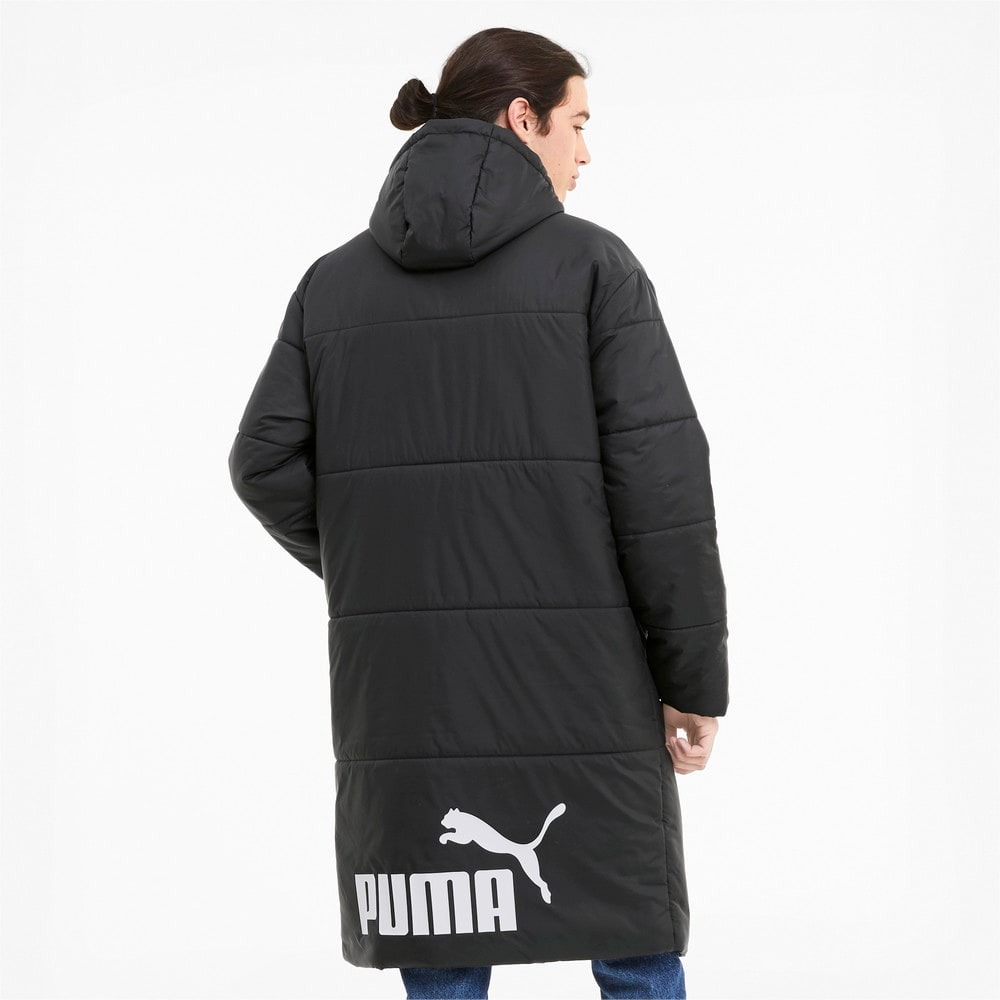 Изображение Puma Куртка ESS+ Long Padded Coat #2