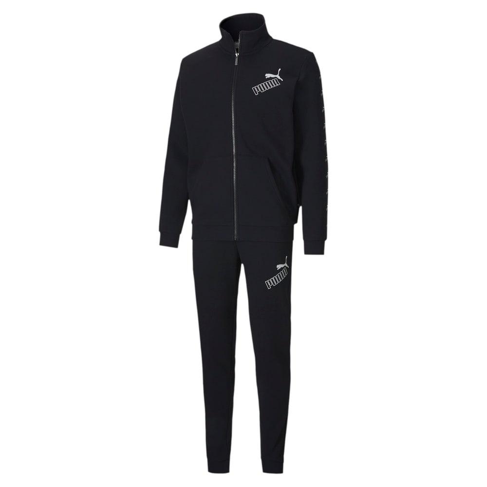 Изображение Puma Спортивный костюм Amplified Sweat Suit #1