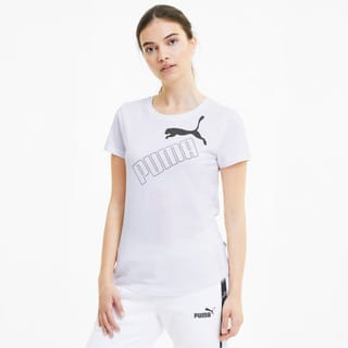 Изображение Puma Футболка Amplified Graphic Tee