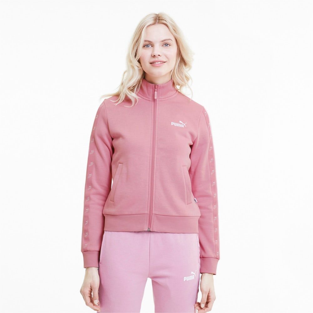 Изображение Puma Олимпийка Amplified Track Jacket FL #1