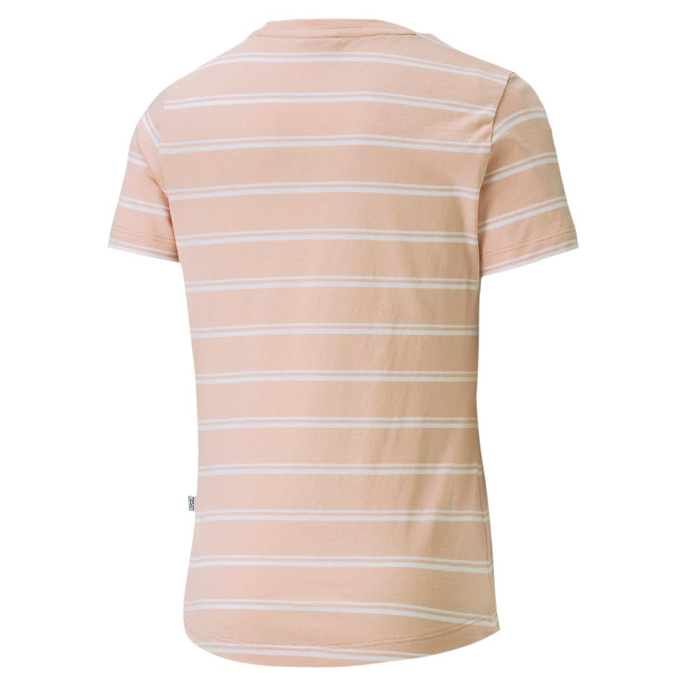 Image Puma Essentials+ Striped Youth Tee #2