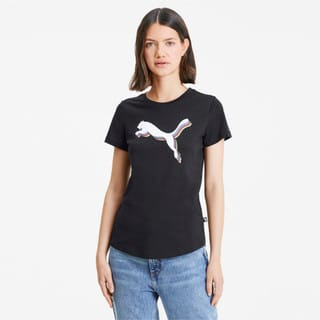 Изображение Puma Футболка PUMA Celebration Graphic Women's Tee