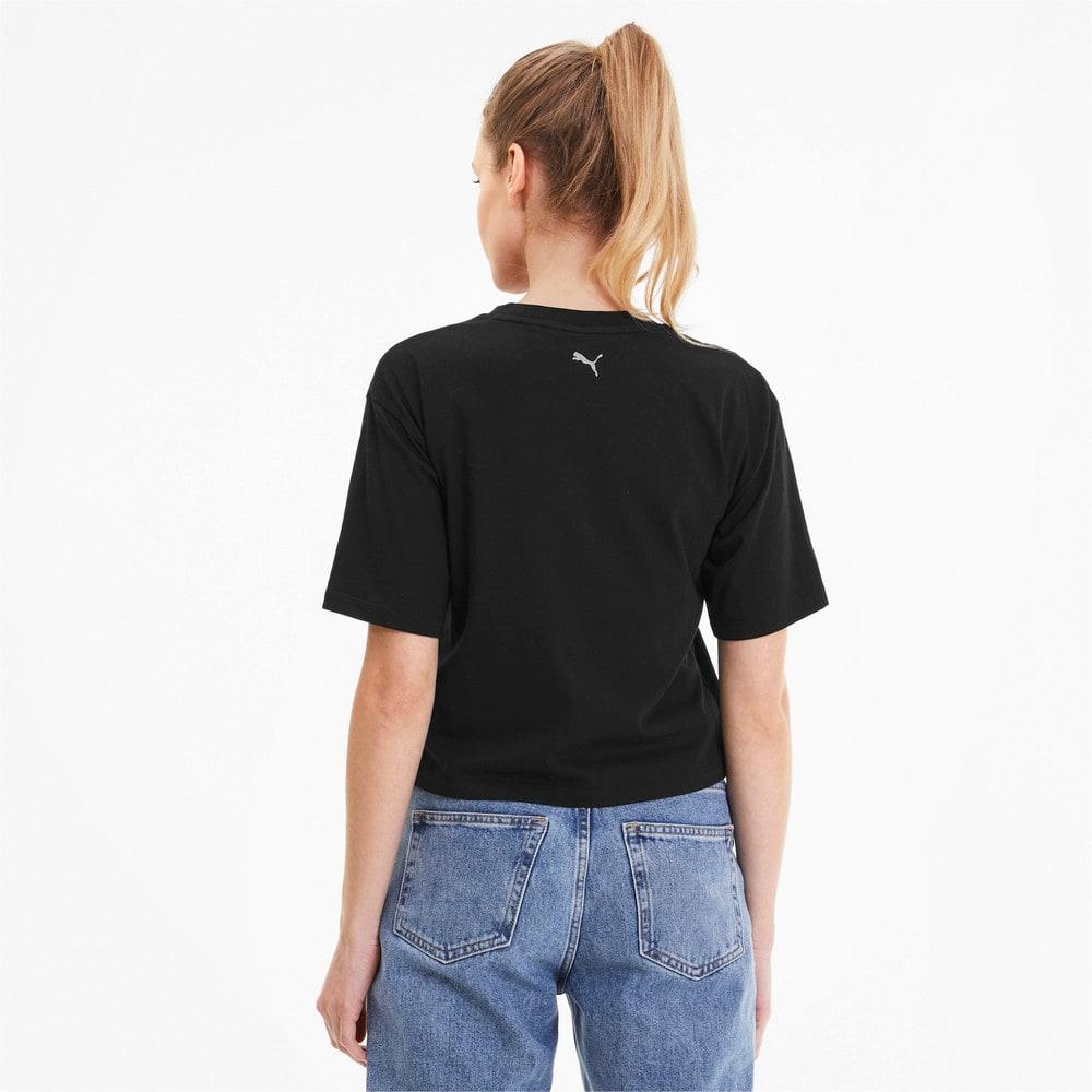 Görüntü Puma SUMMER PRINT GRAPHIC Kadın T-shirt #2