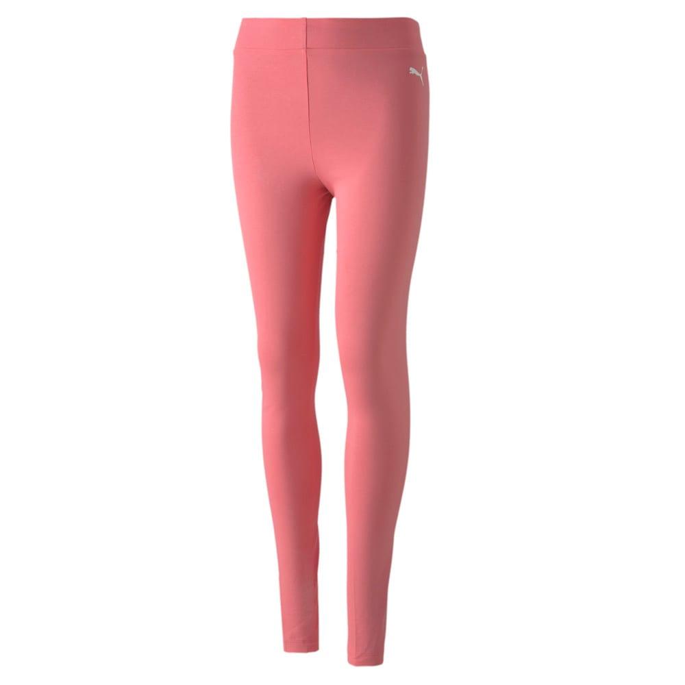Изображение Puma Детские леггинсы CELEBRATION Girls Leggings #1