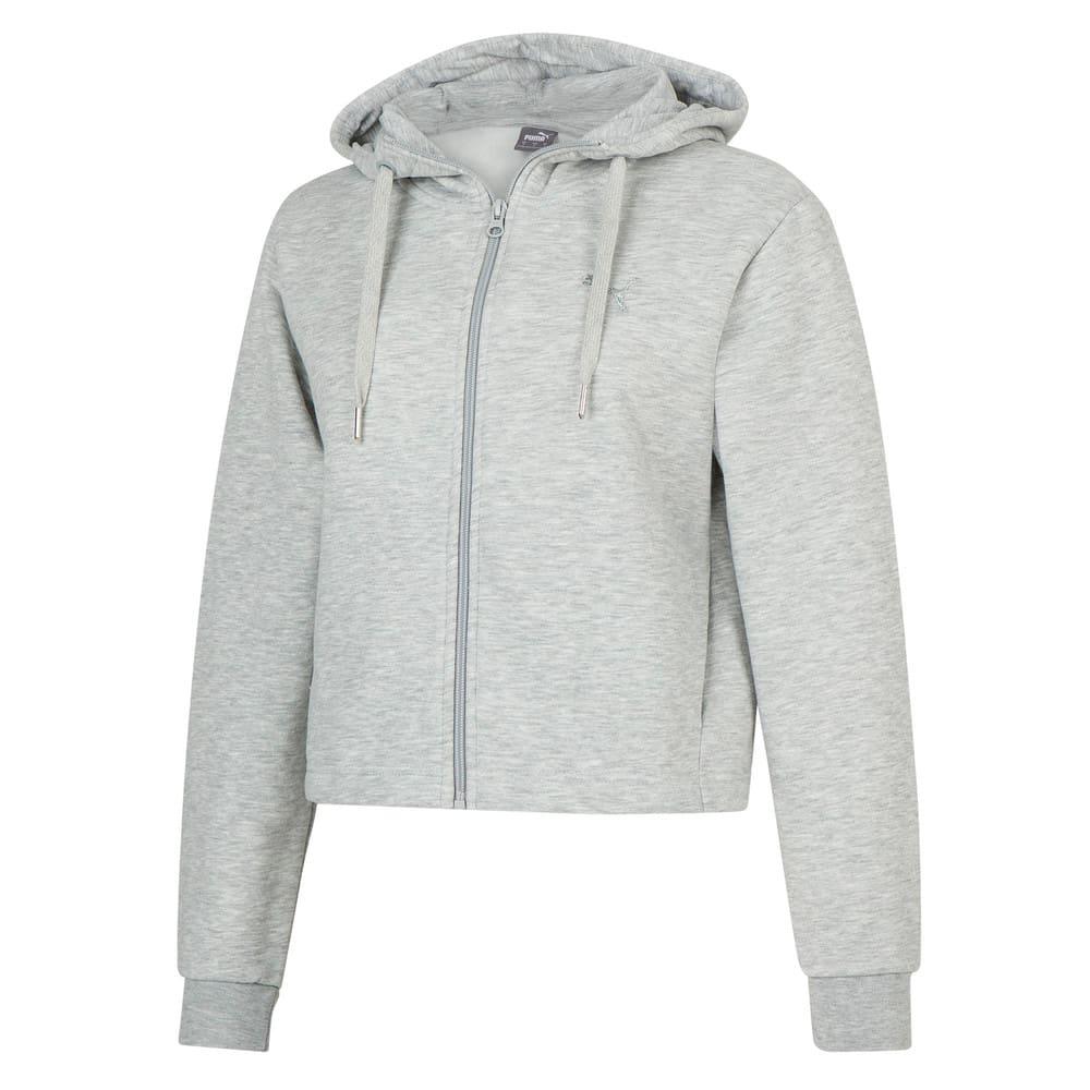 Зображення Puma Толстовка Scoop Neck FZ Hooded Jacket6 #1