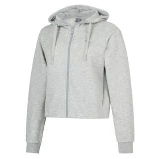 Зображення Puma Толстовка Scoop Neck FZ Hooded Jacket6