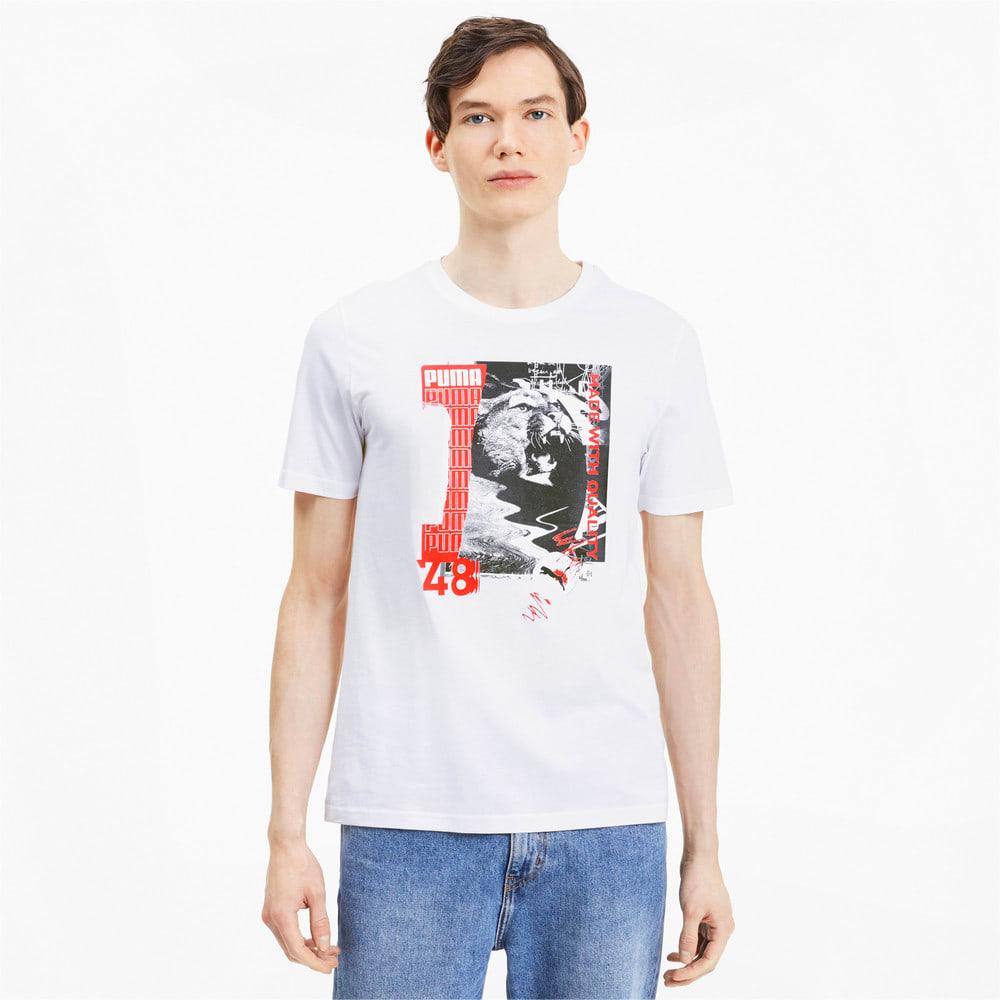 Görüntü Puma Photo Erkek T-Shirt #1