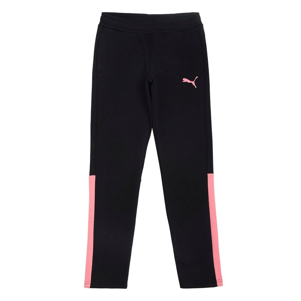 Зображення Puma Дитячі штани Girls Pants FL #1