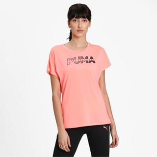 Зображення Puma Футболка Training Big Logo Tee