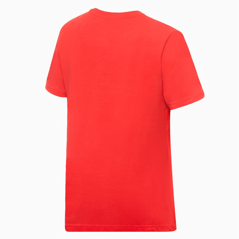 Изображение Puma Детская футболка Boys Cat Logo Tee #2