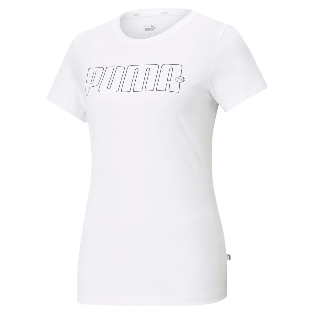 Image Puma Rebel Graphic Women's Tee #1