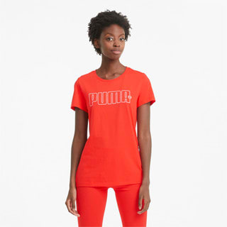 Изображение Puma Футболка Rebel Graphic Women's Tee