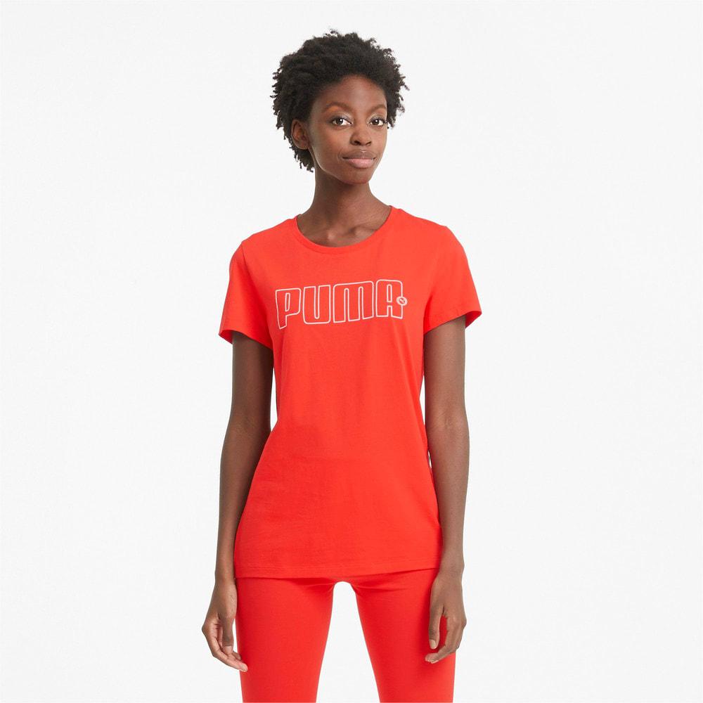 Зображення Puma Футболка Rebel Graphic Women's Tee #1: Poppy Red