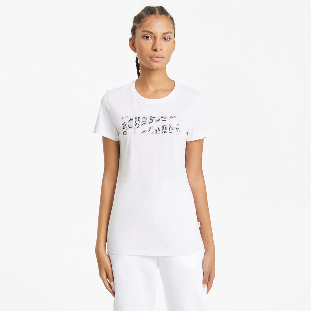 Image PUMA Camiseta Rebel Graphic Feminina #1