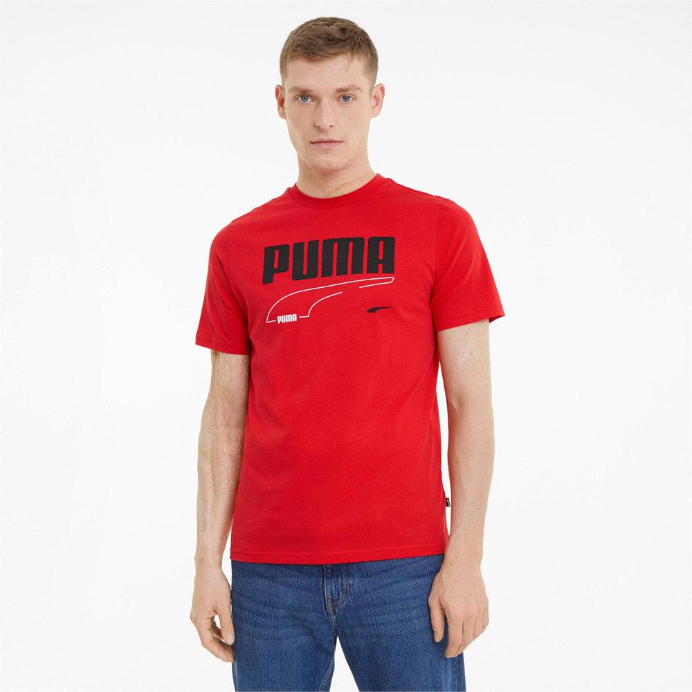 Image PUMA Camiseta Rebel Masculina #1