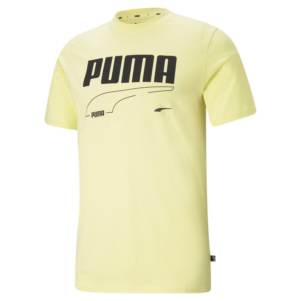 Зображення Puma Футболка Rebel Men's Tee #1: Yellow Pear