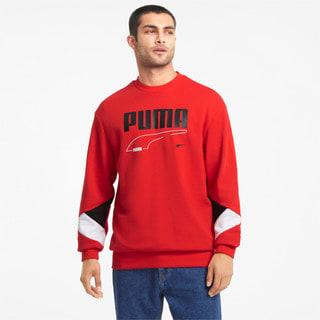 Зображення Puma Толстовка Rebel Crew Neck Men's Sweater