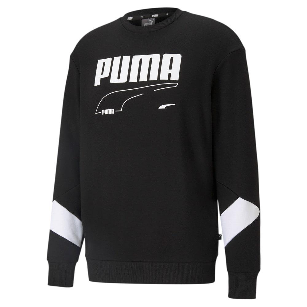 Image Puma Rebel Crew Neck Men's Sweater #1