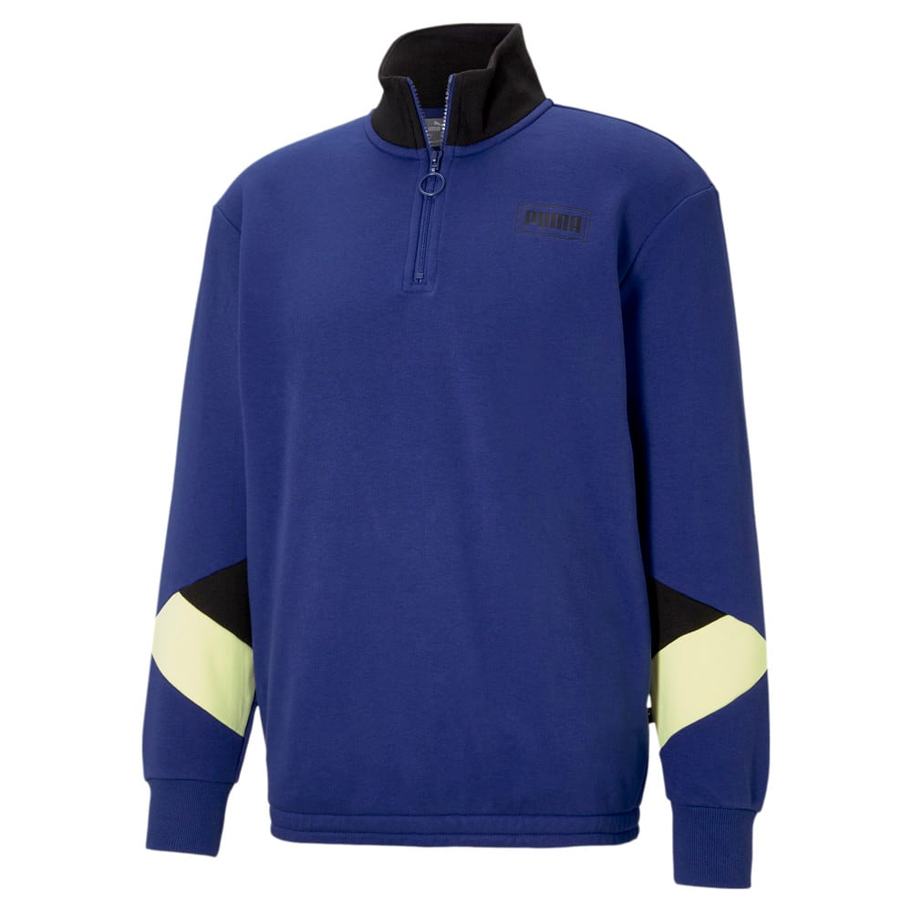 Image Puma Rebel Half-Zip Men's Pullover #1