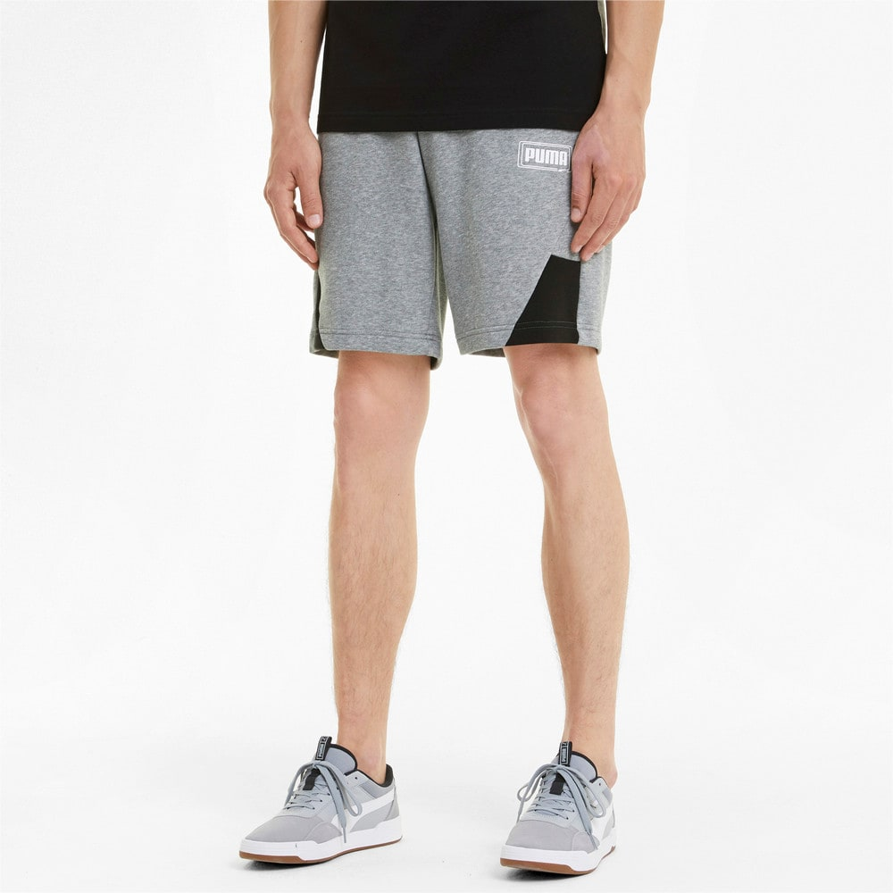 Image PUMA Shorts Rebel Masculino #1
