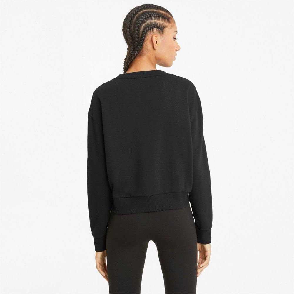 Изображение Puma Толстовка Rebel Crew Neck Women's Sweater #2