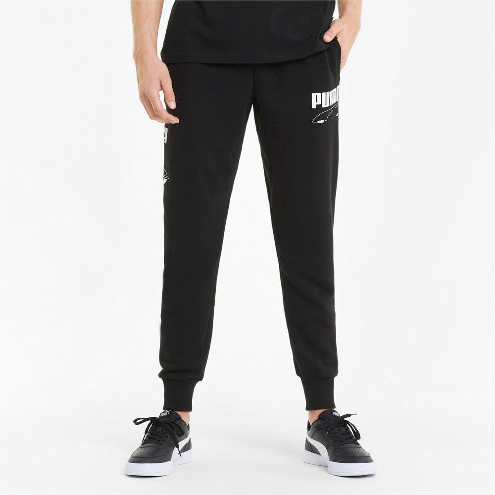 Изображение Puma Штаны Rebel Men's Sweatpants #1
