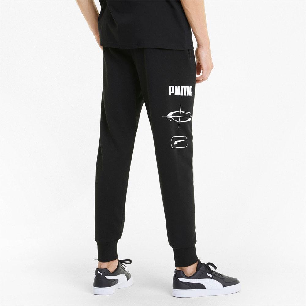 Изображение Puma Штаны Rebel Men's Sweatpants #2