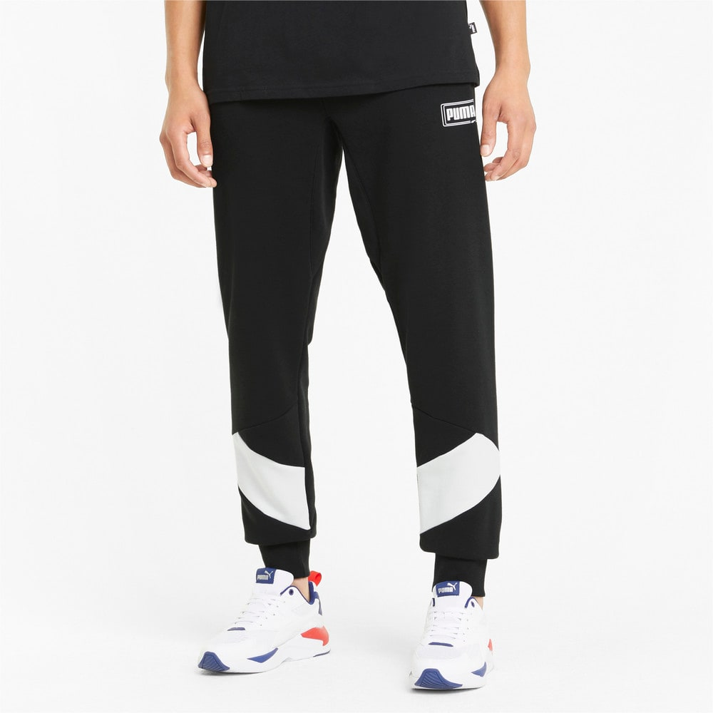 Изображение Puma Штаны Rebel Men's Pants #1