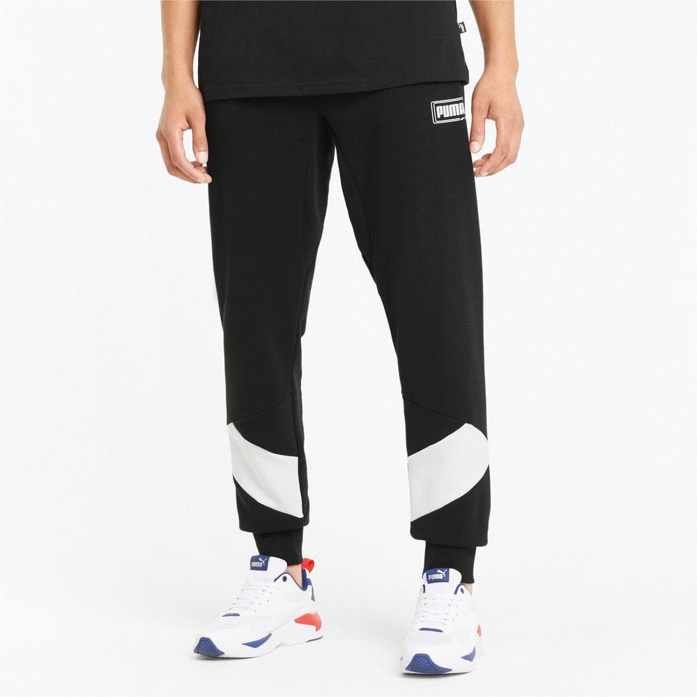 Зображення Puma Штани Rebel Men's Pants #1