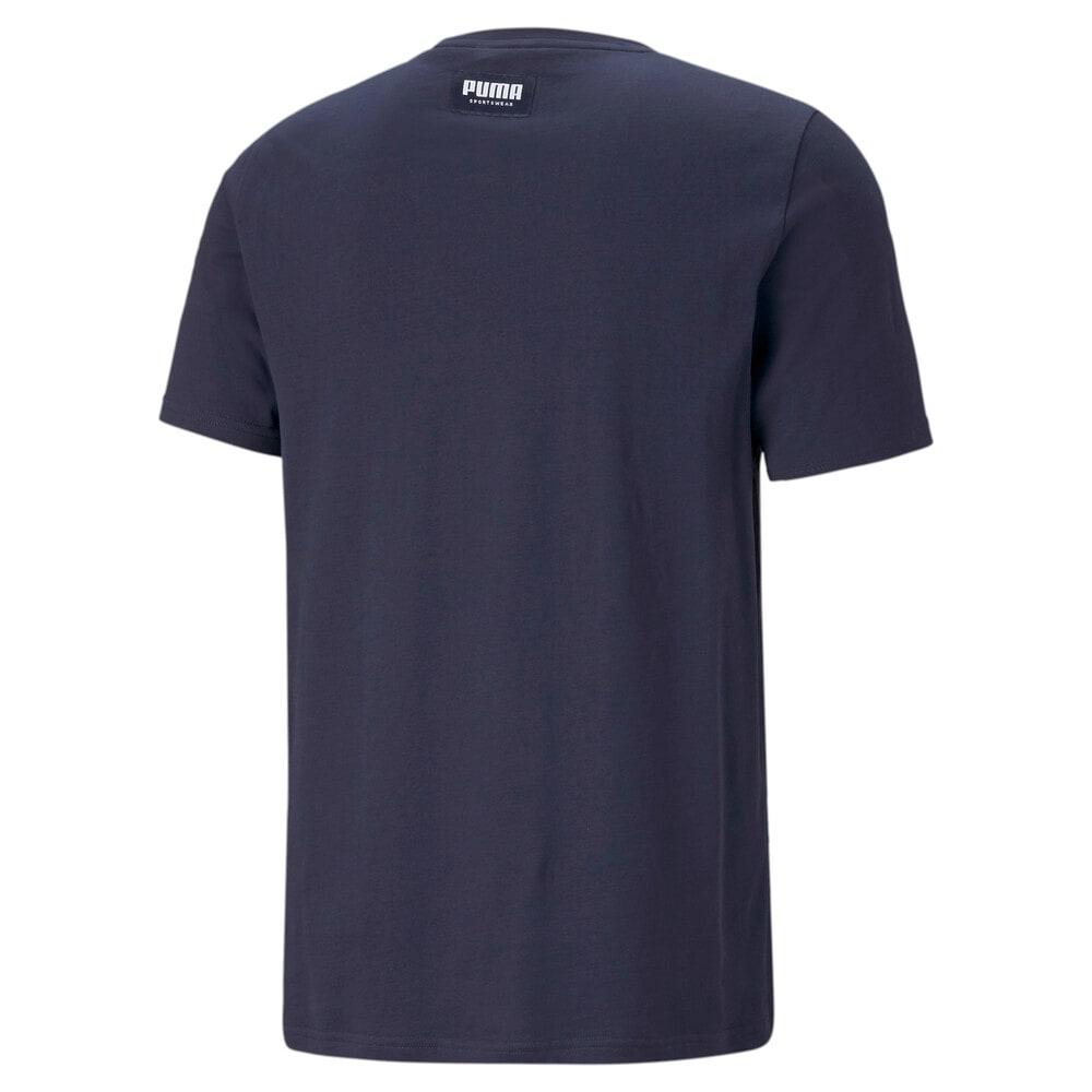 Изображение Puma Футболка Athletics Big Logo Men's Tee #2