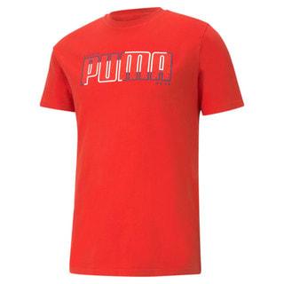Зображення Puma Футболка Athletics Big Logo Men's Tee