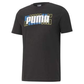 Изображение Puma Футболка Athletics Big Logo Men's Tee