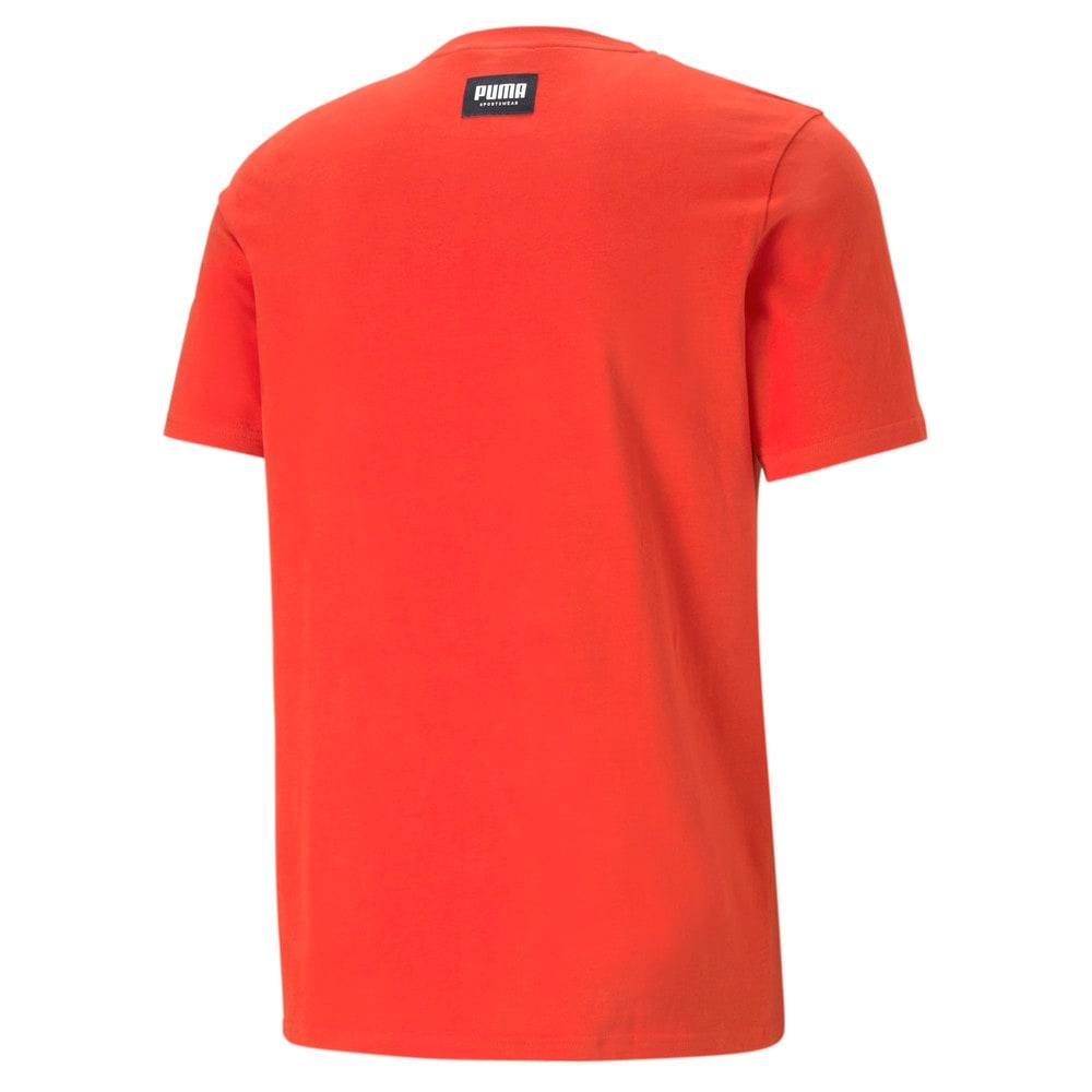 Зображення Puma Футболка Athletics Men's Tee #2: high risk red