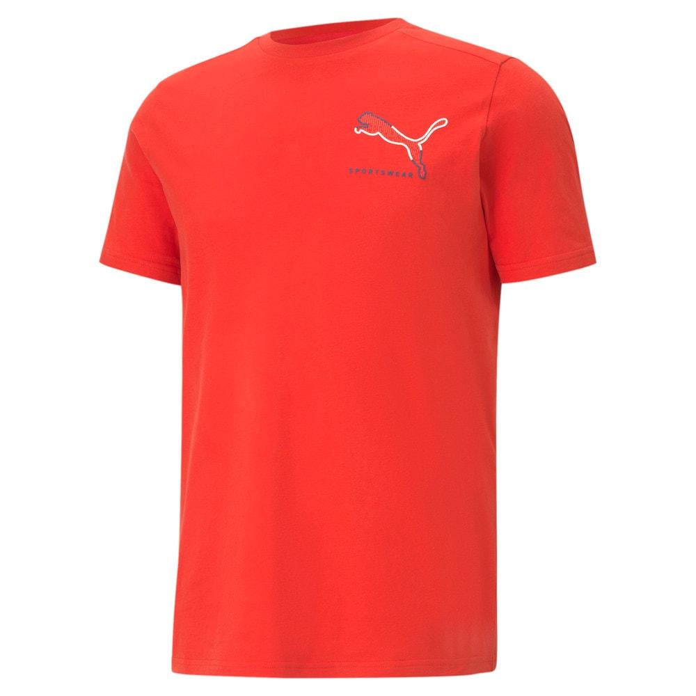 Зображення Puma Футболка Athletics Men's Tee #1: high risk red