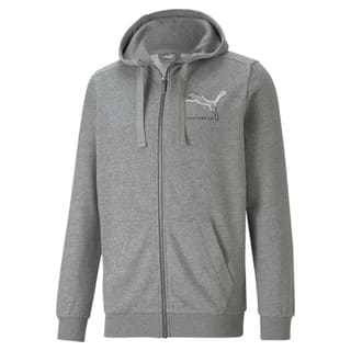 Изображение Puma Толстовка Athletics Full-Zip Men's Hoodie