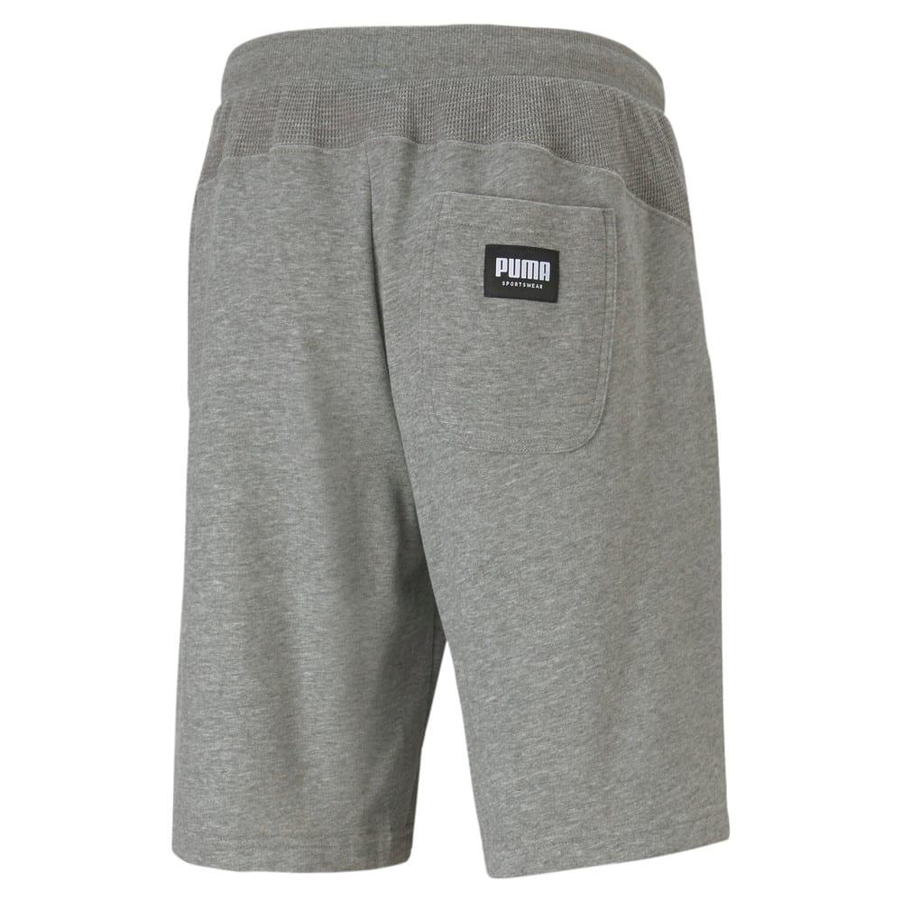 Изображение Puma Шорты Athletics Men's Shorts #2: Medium Gray Heather