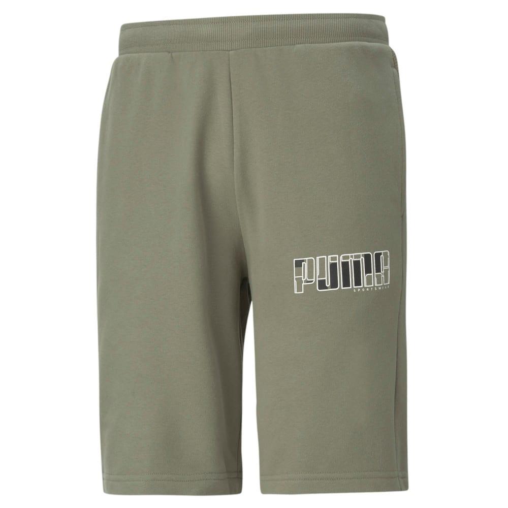 Изображение Puma Шорты Athletics Men's Shorts #1: Vetiver