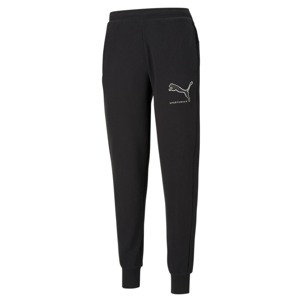 Зображення Puma Штани Athletics Men's Sweatpants #1