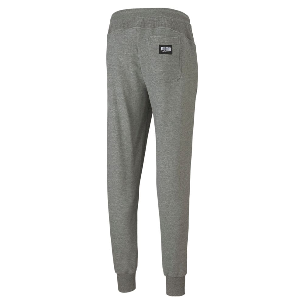 Зображення Puma Штани Athletics Men's Sweatpants #2: Medium Gray Heather
