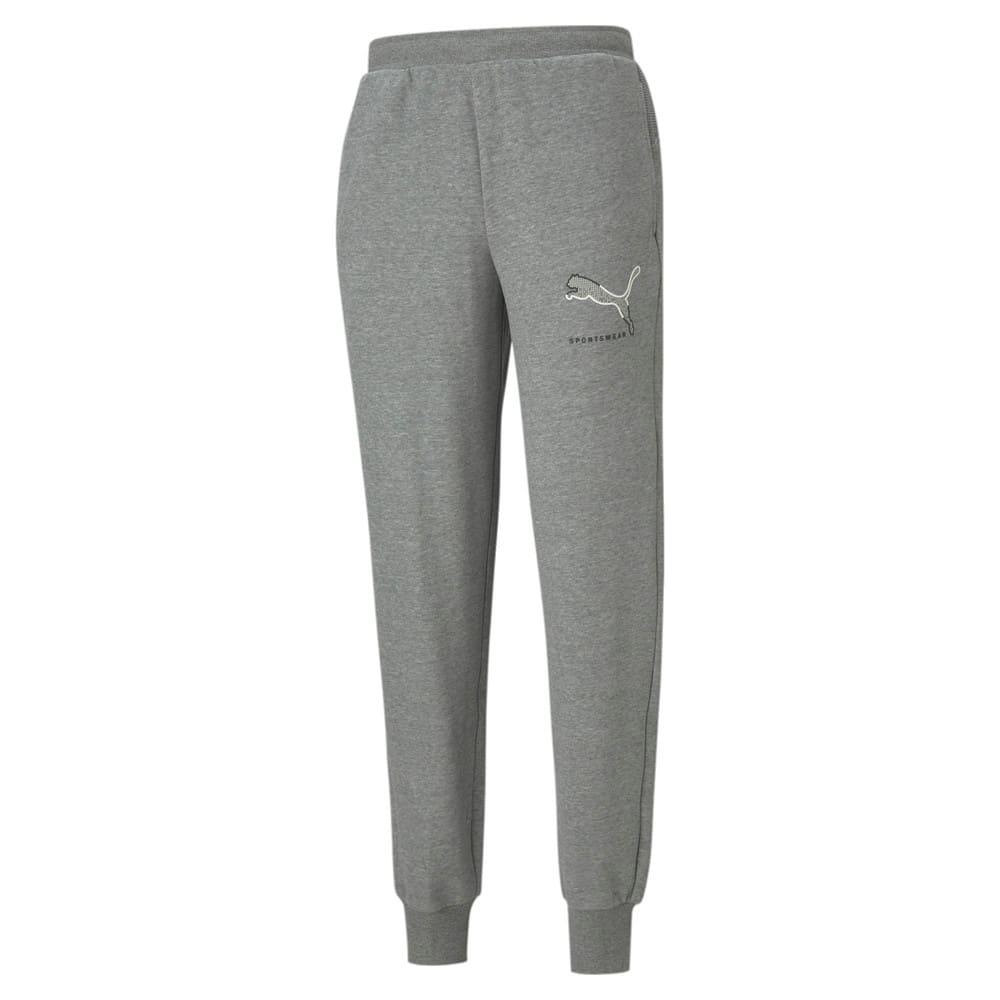 Зображення Puma Штани Athletics Men's Sweatpants #1: Medium Gray Heather