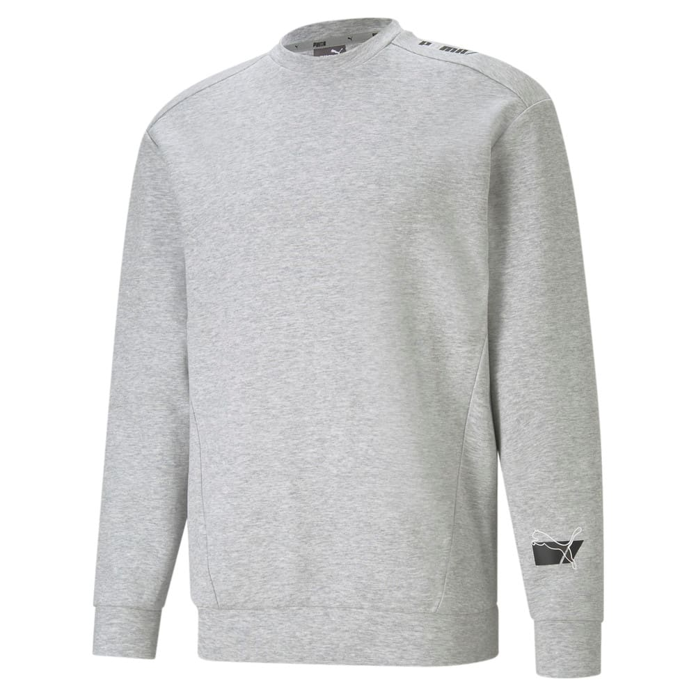 Изображение Puma Толстовка RAD/CAL Crew Neck Men's Sweater #1
