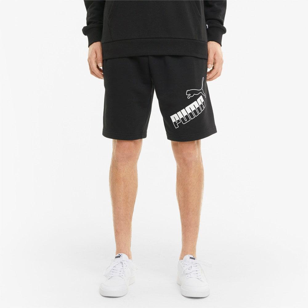 Изображение Puma Шорты Big Logo Men's Shorts #1