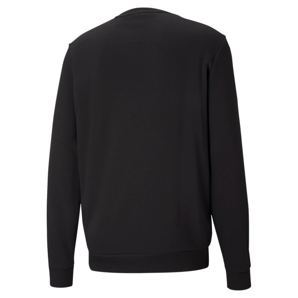 Зображення Puma Толстовка Amplified Crew Neck Men's Sweater #2: Puma Black